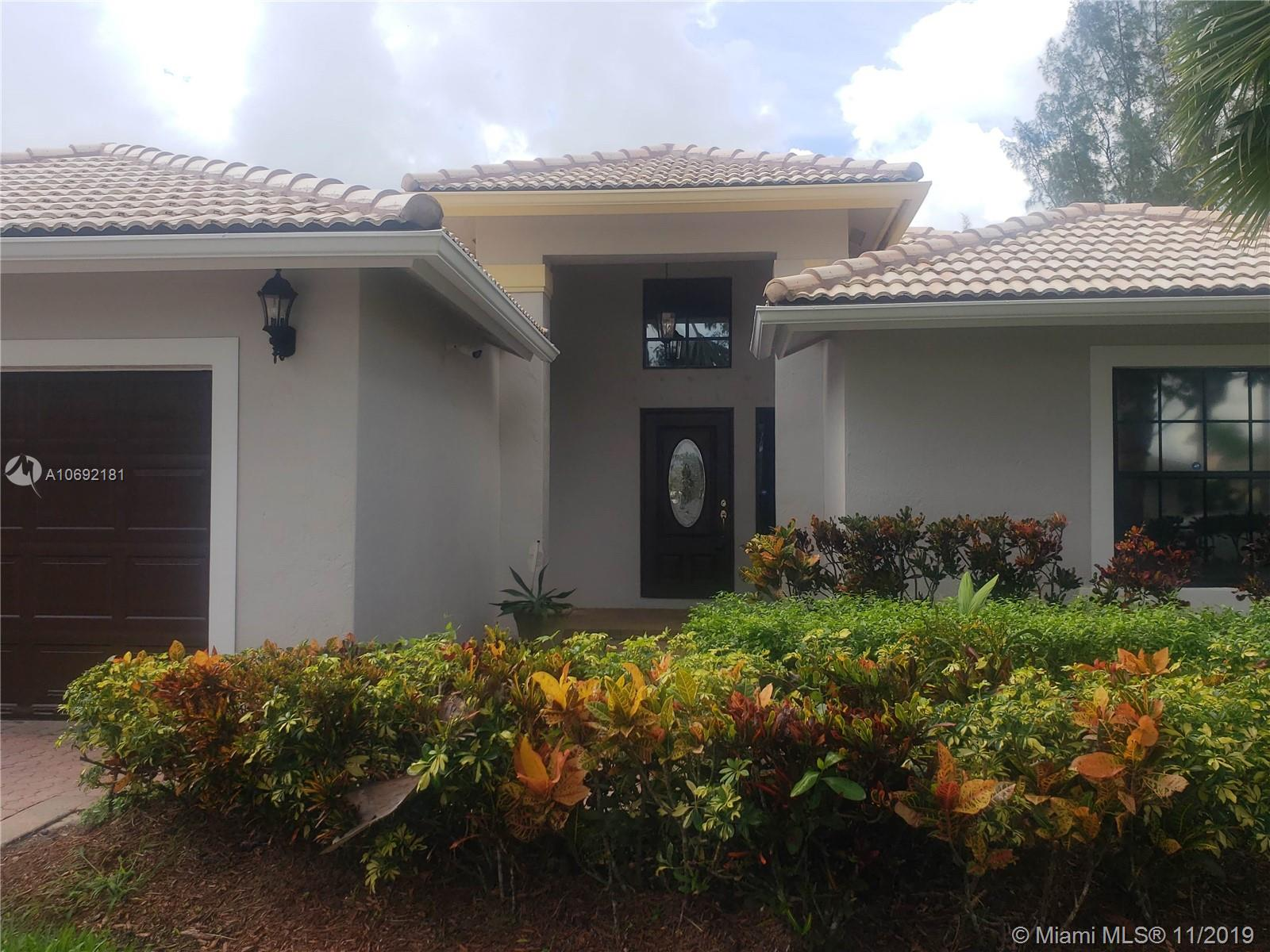 4090 SW 147th Ave  For Sale A10692181, FL