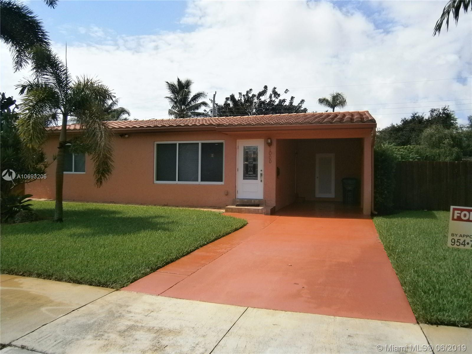 1000 NE 6th  For Sale A10693206, FL