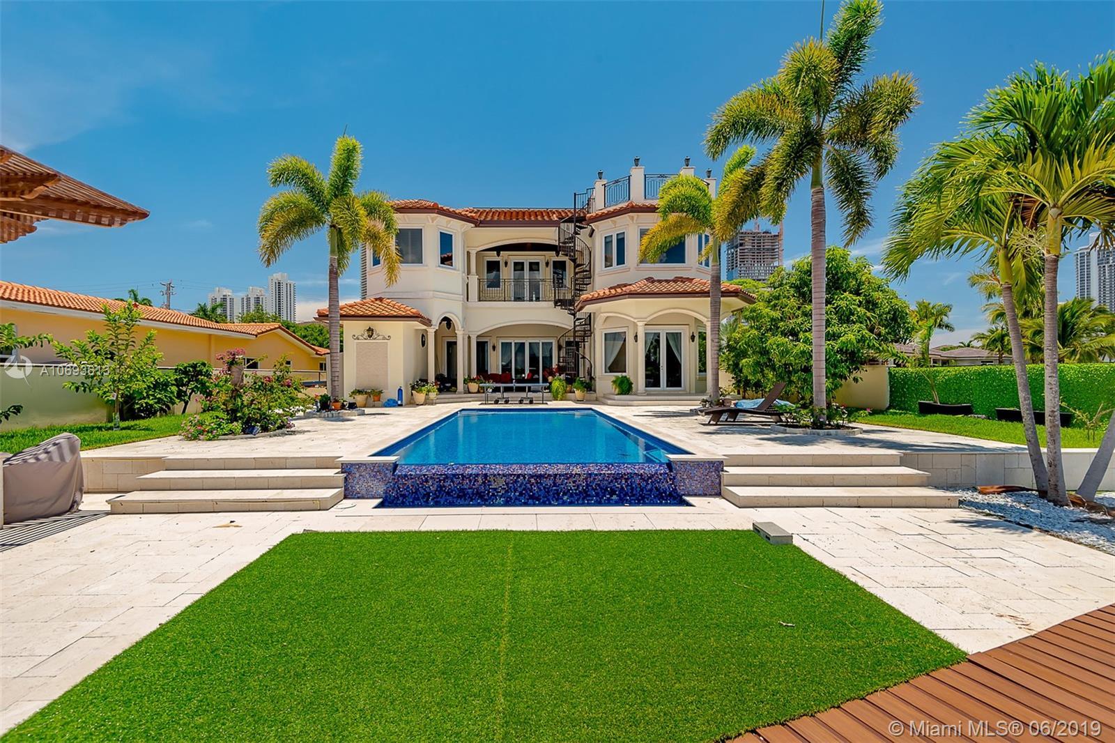 18820 N Bay Rd  For Sale A10693613, FL