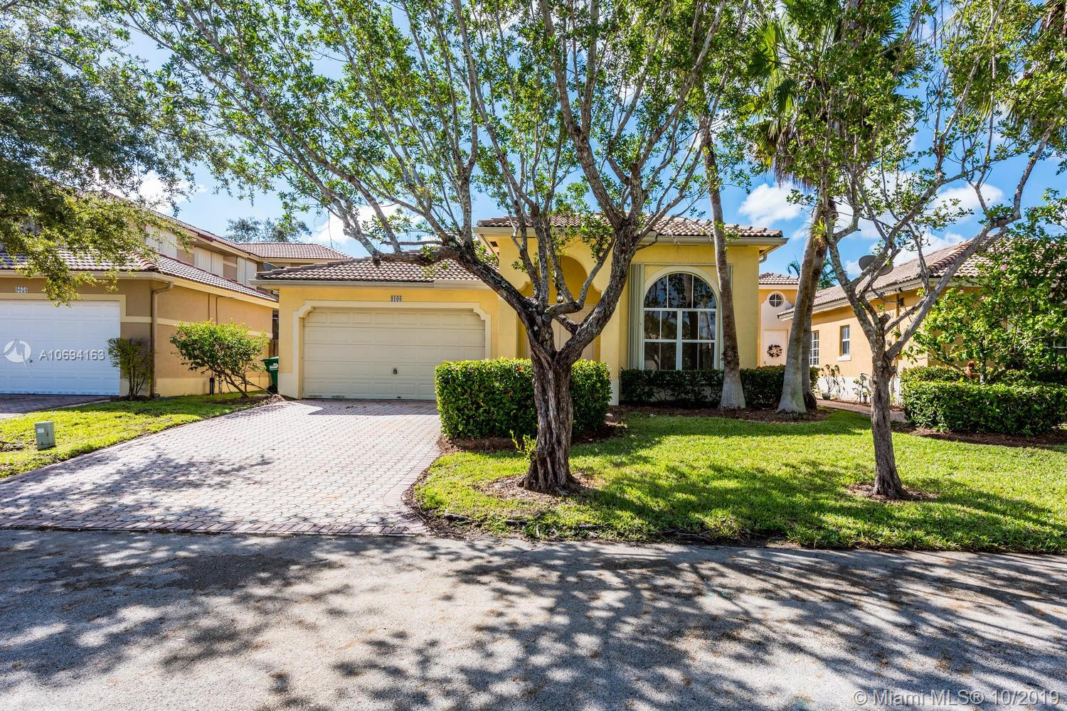 9108 SW 161st Ter  For Sale A10694163, FL