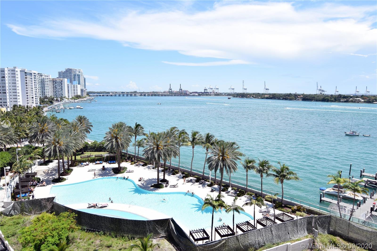 1500  Bay road #830S For Sale A10693431, FL
