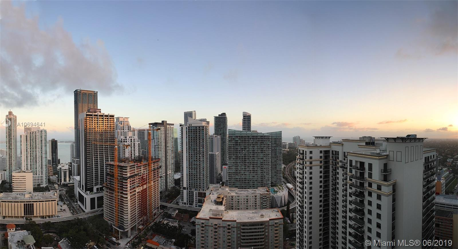 55 S W 9th St #3605 For Sale A10694641, FL