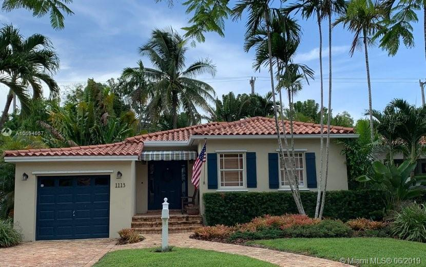 1113  El Rado St  For Sale A10694657, FL