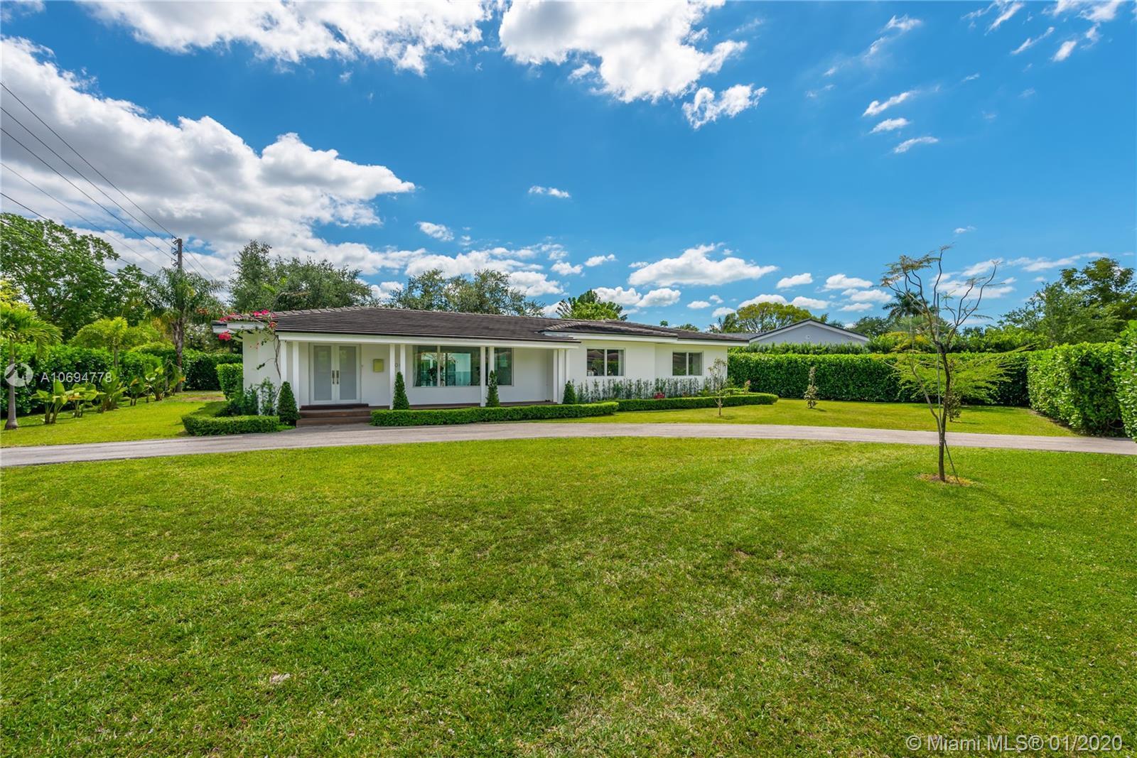 4001  Monserrate St  For Sale A10694778, FL