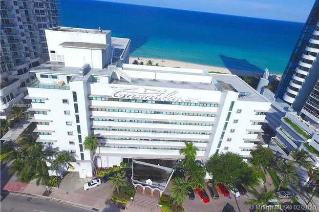 6345  Collins Ave #814 For Sale A10695019, FL
