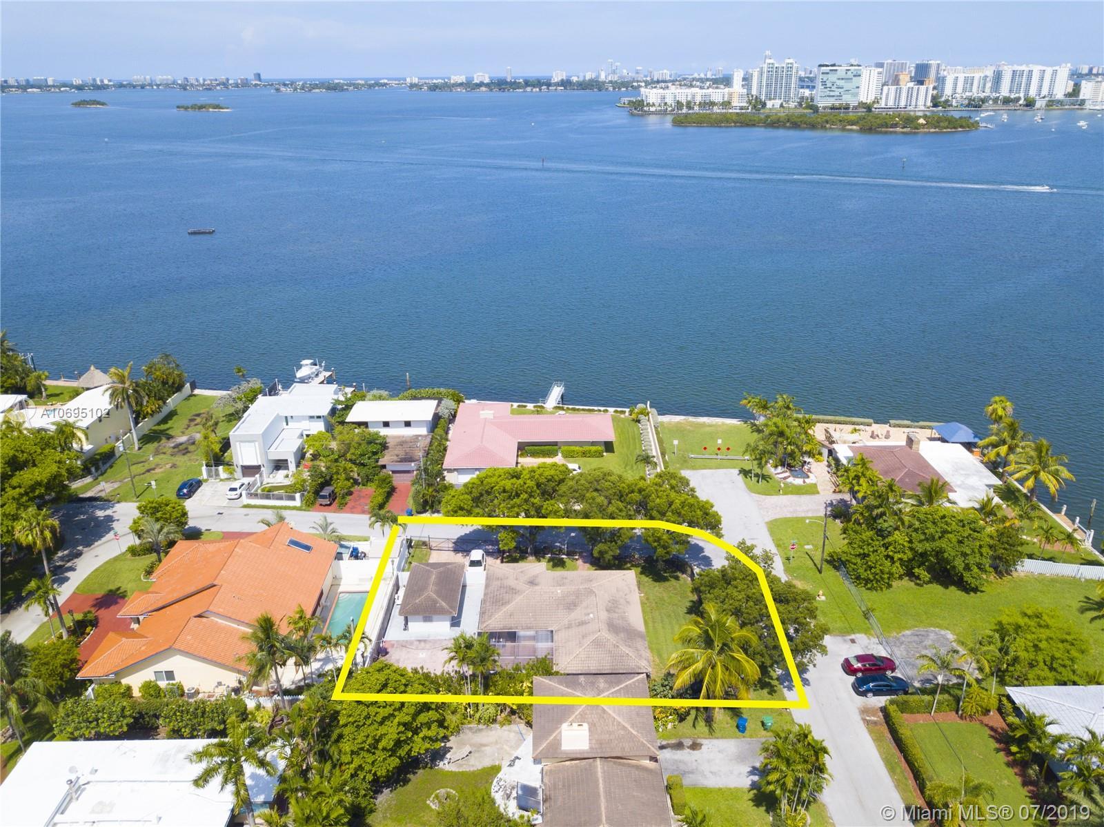 8700 N Bayshore Dr, Miami FL 33138
