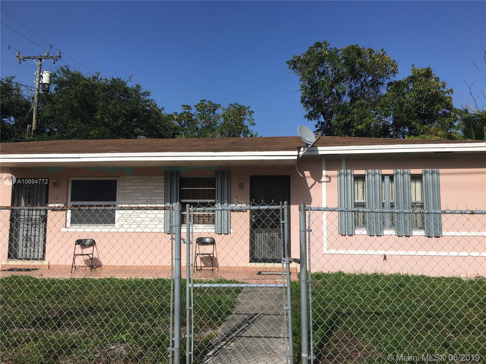 5311 NW 3rd Ave  For Sale A10694772, FL