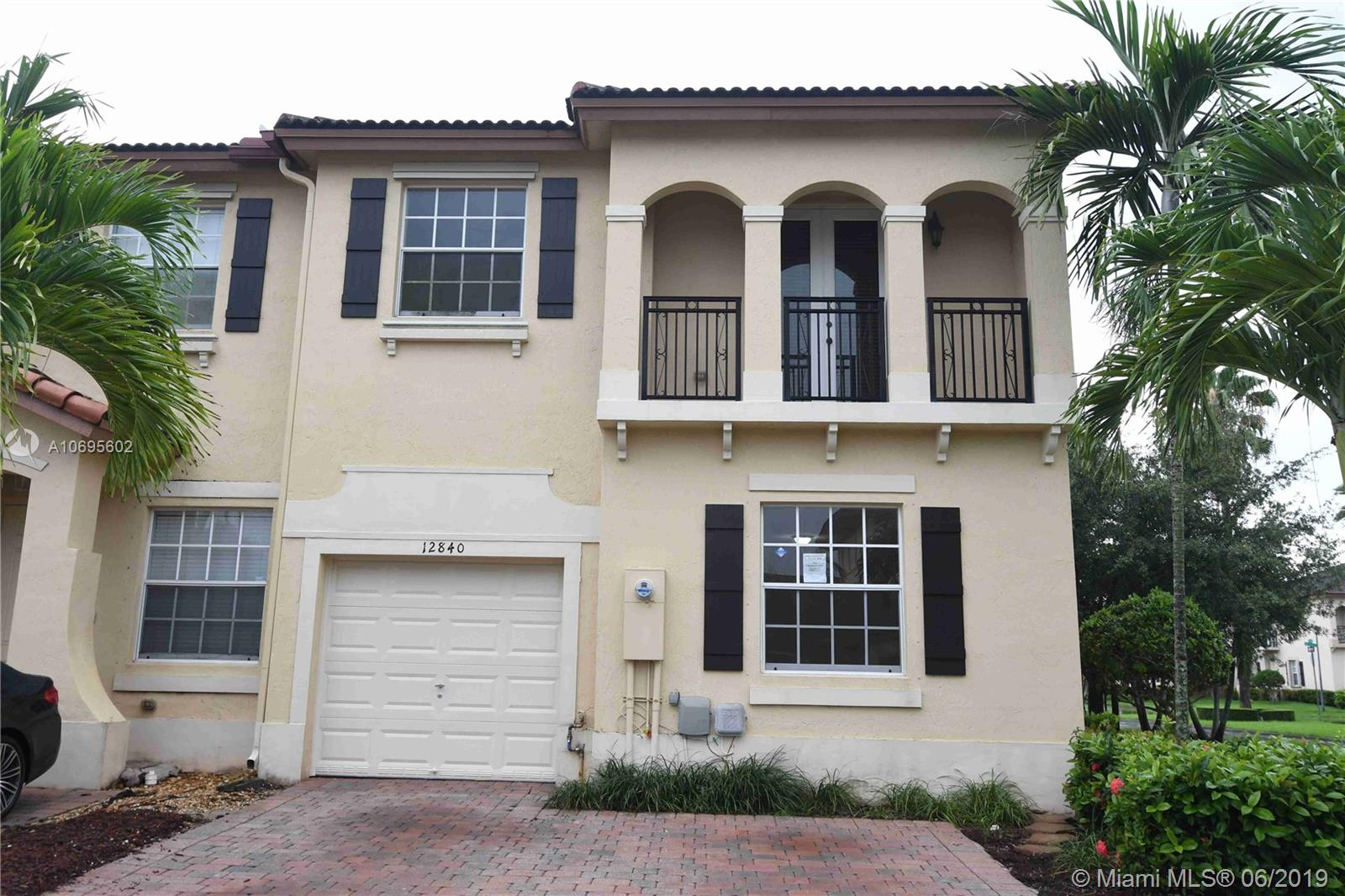 12840 SW 133rd Ter #12840 For Sale A10695602, FL