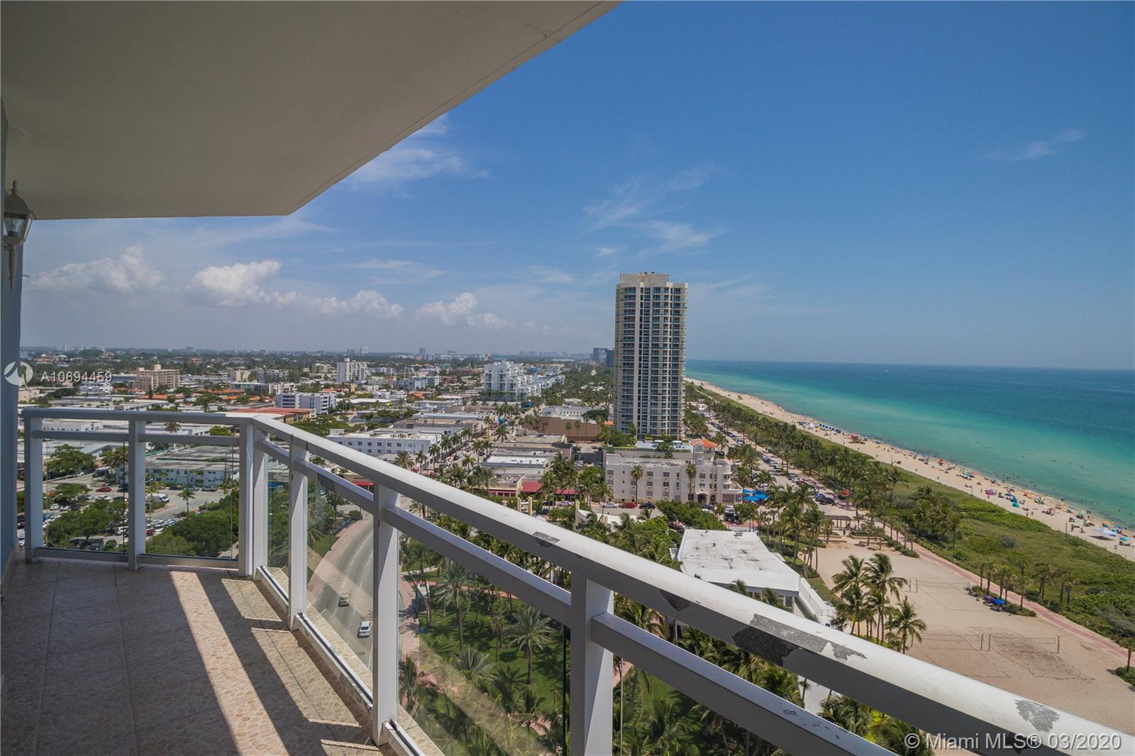 7135  Collins Ave #1836 For Sale A10694459, FL