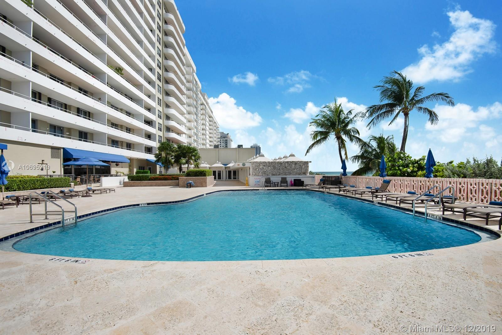 5555  Collins Ave #3D For Sale A10695219, FL