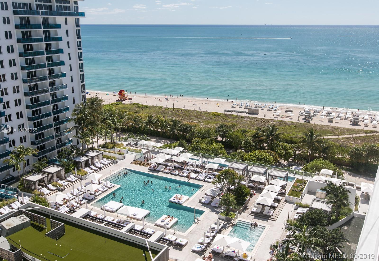 2301  Collins Ave #1519 For Sale A10695955, FL