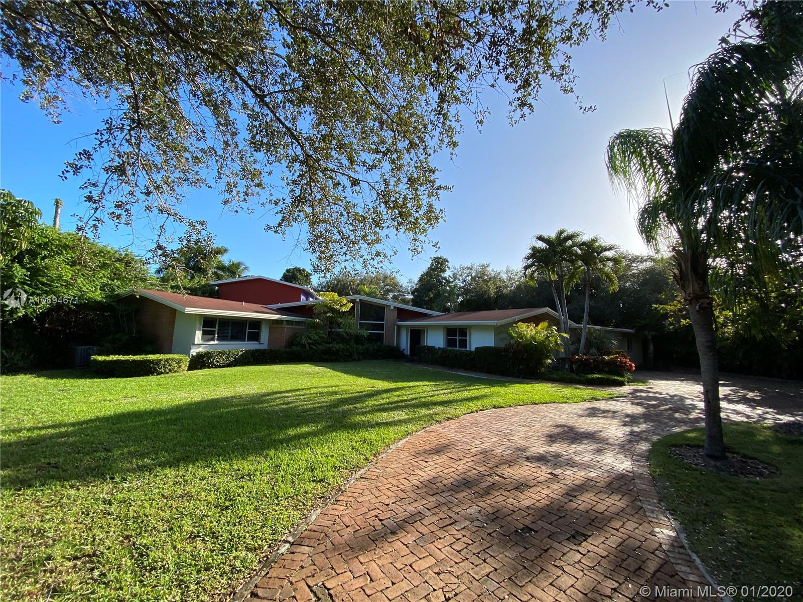 6000 SW 120th St  For Sale A10694671, FL