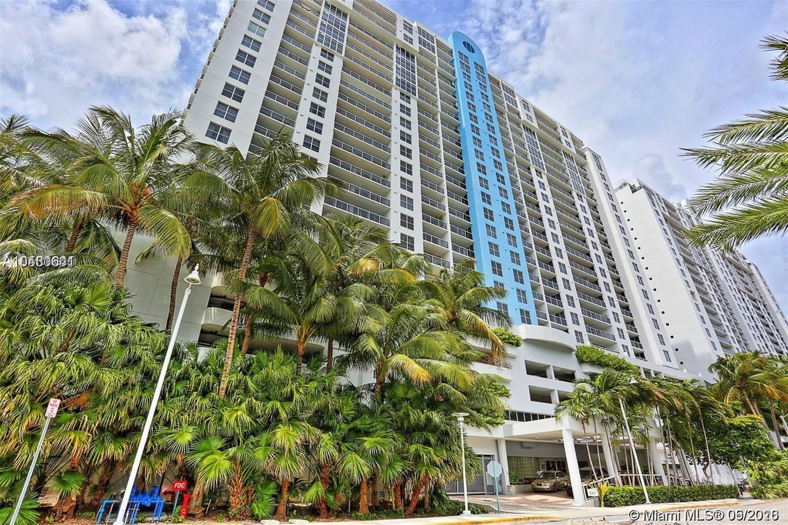 1900  sunset harbour #1711 For Sale A10695261, FL