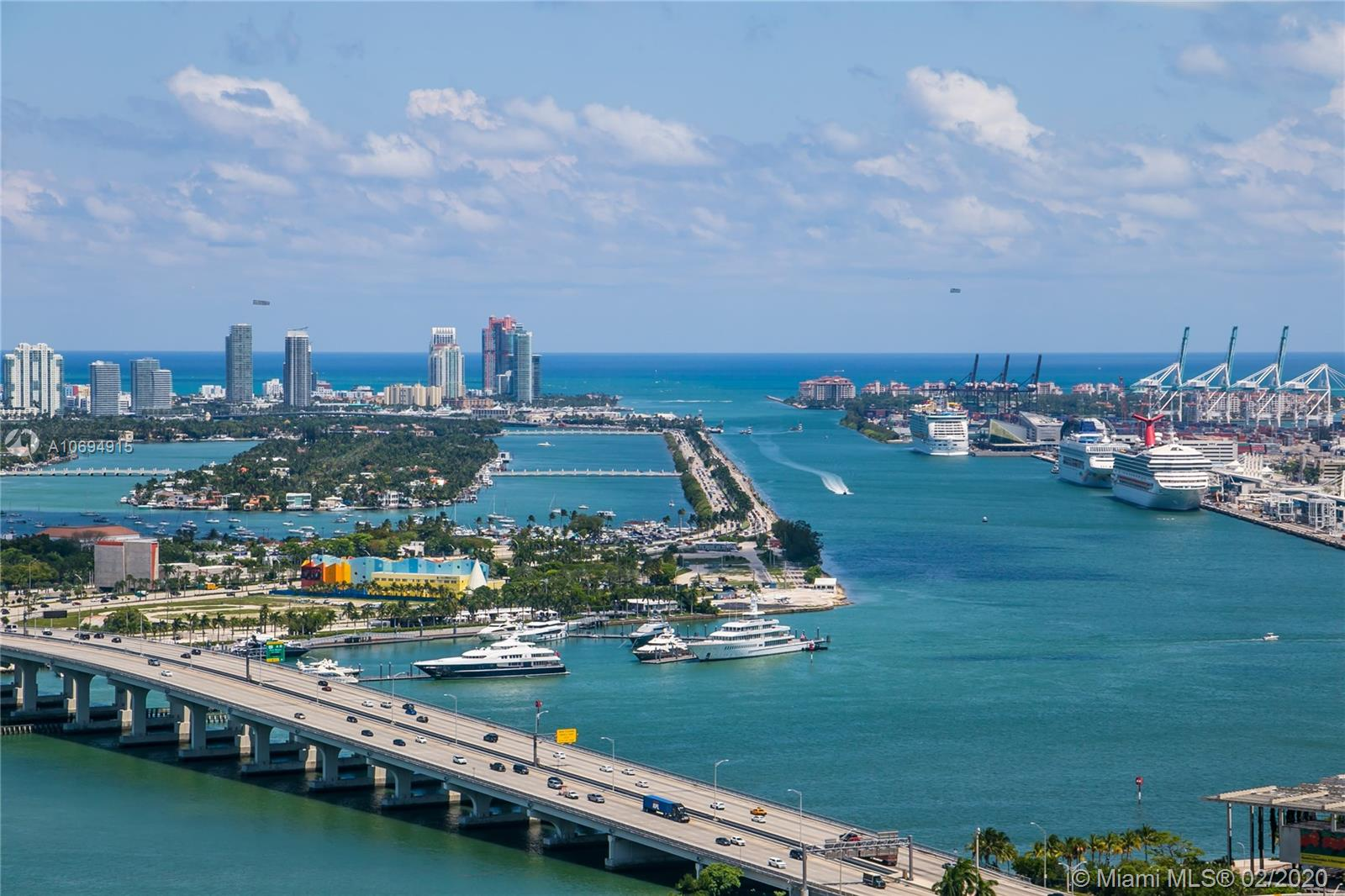 1600 NE 1st Ave #1009 For Sale A10694915, FL