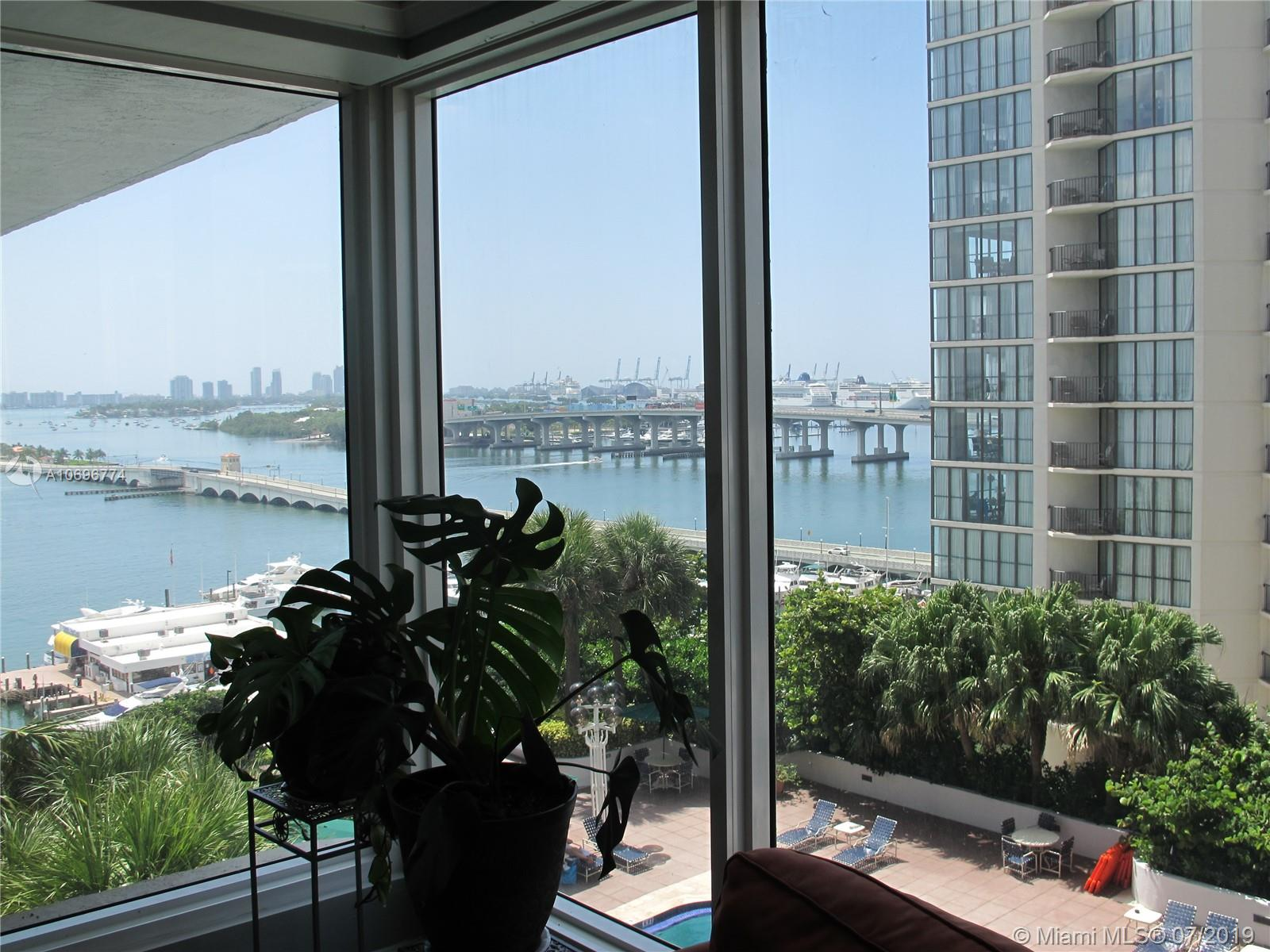 1717 N Bayshore Dr #A-1545 For Sale A10696774, FL