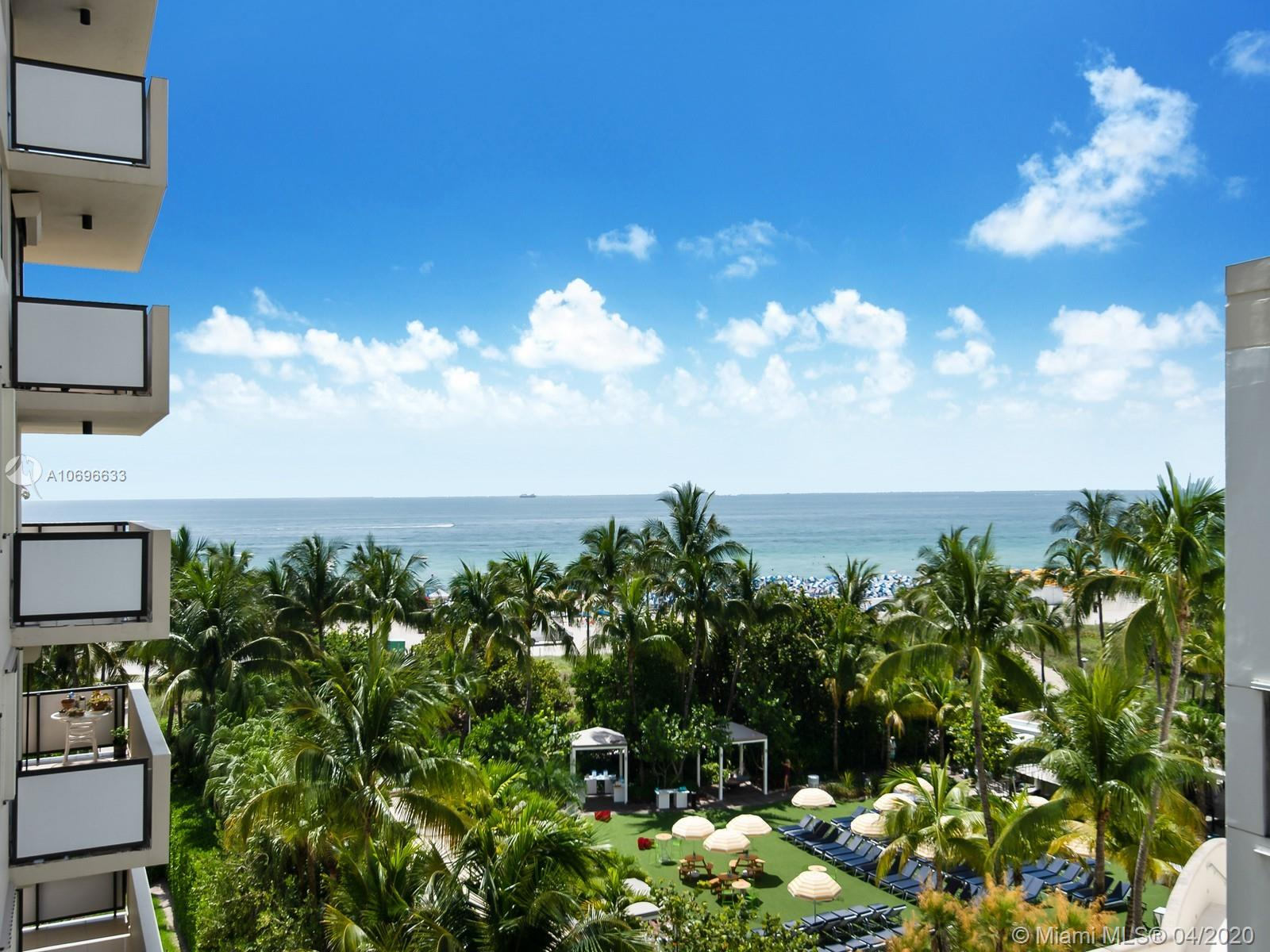 1623  Collins Ave #616 For Sale A10696633, FL