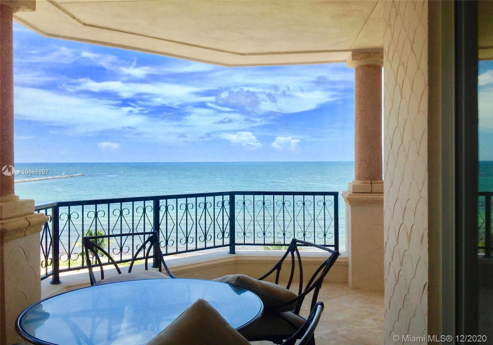 7662  Fisher Island Dr #7662 For Sale A10696997, FL