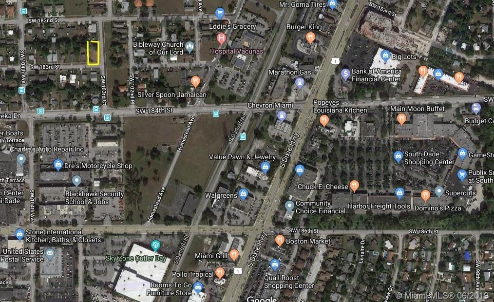 10301 SW 183rd St  For Sale A10698001, FL