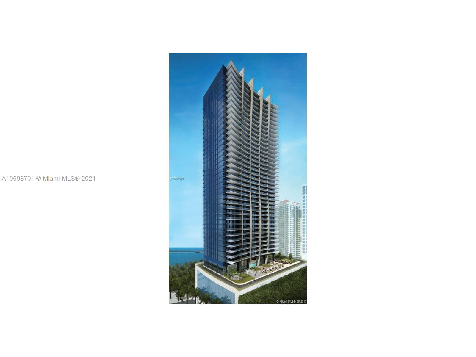 1010 Brickell condos is a 50-story, luxury high-rise located in Miami at 1010 Brickell Avenue. Completed in 2017, 1010 Brickell was developed by Key International Development and designed by internationally-acclaimed architecture firm Sieger-Suarez. 1010 Brickell is well-known for its fabulous amenities. Its amenities include a rooftop lounge, a pool perfectly positioned to watch the sunrise and sunset, an outdoor theater, and fire pit. The club level at 1010 Brickell features a bocce ball court, squash court, full-service spa with co-ed hammam, indoor and outdoor play areas for the kids, virtual golf simulator, social room, and much more. No matter your age, you'll find plenty to do at 1010 Brickell.