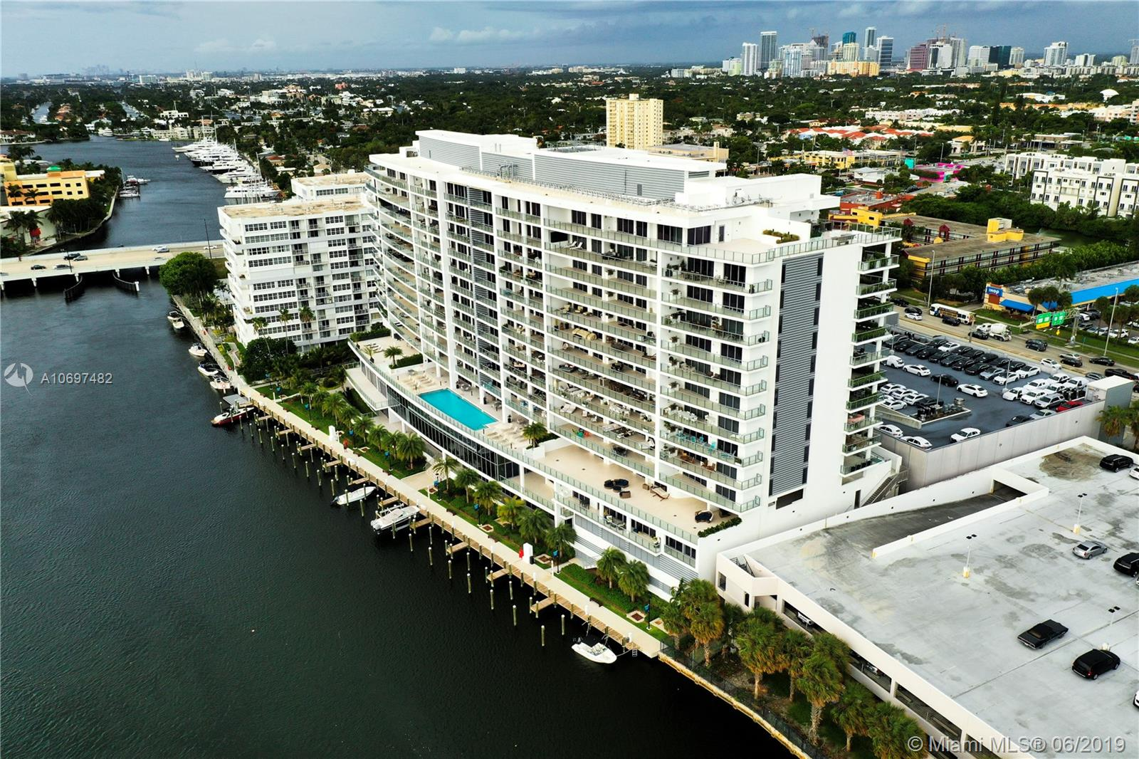 Riva is a new contemporary condominium located in the heart of Fort Lauderdale! Situated on the Middle River, this Italian-designed enclave offers 400Ft. of landscaped waterfront private boat slips +40,000sq.ft.of amenities. Each residence will have expansive terraces with panoramic outdoor living and summer kitchens. European Kitchens finished with Sub Zero & Wolf appliances and imported Italian cabinetry finishes.Unit has 1 storage spacequestion for the unit call 754-242-3222or it can be made all in one deal adding $115,000 to list price
