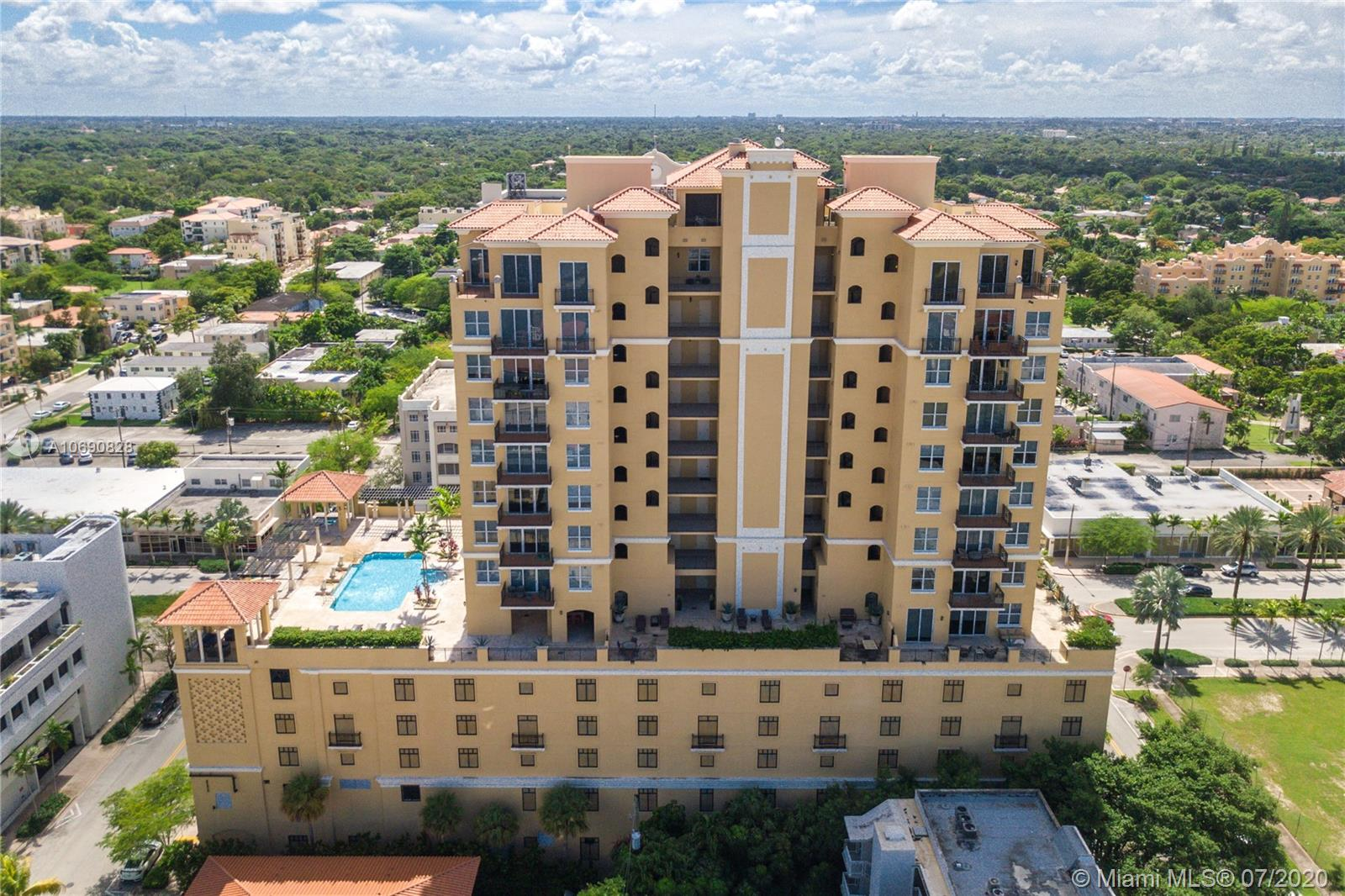 1607  Ponce De Leon Blvd #7C For Sale A10690828, FL