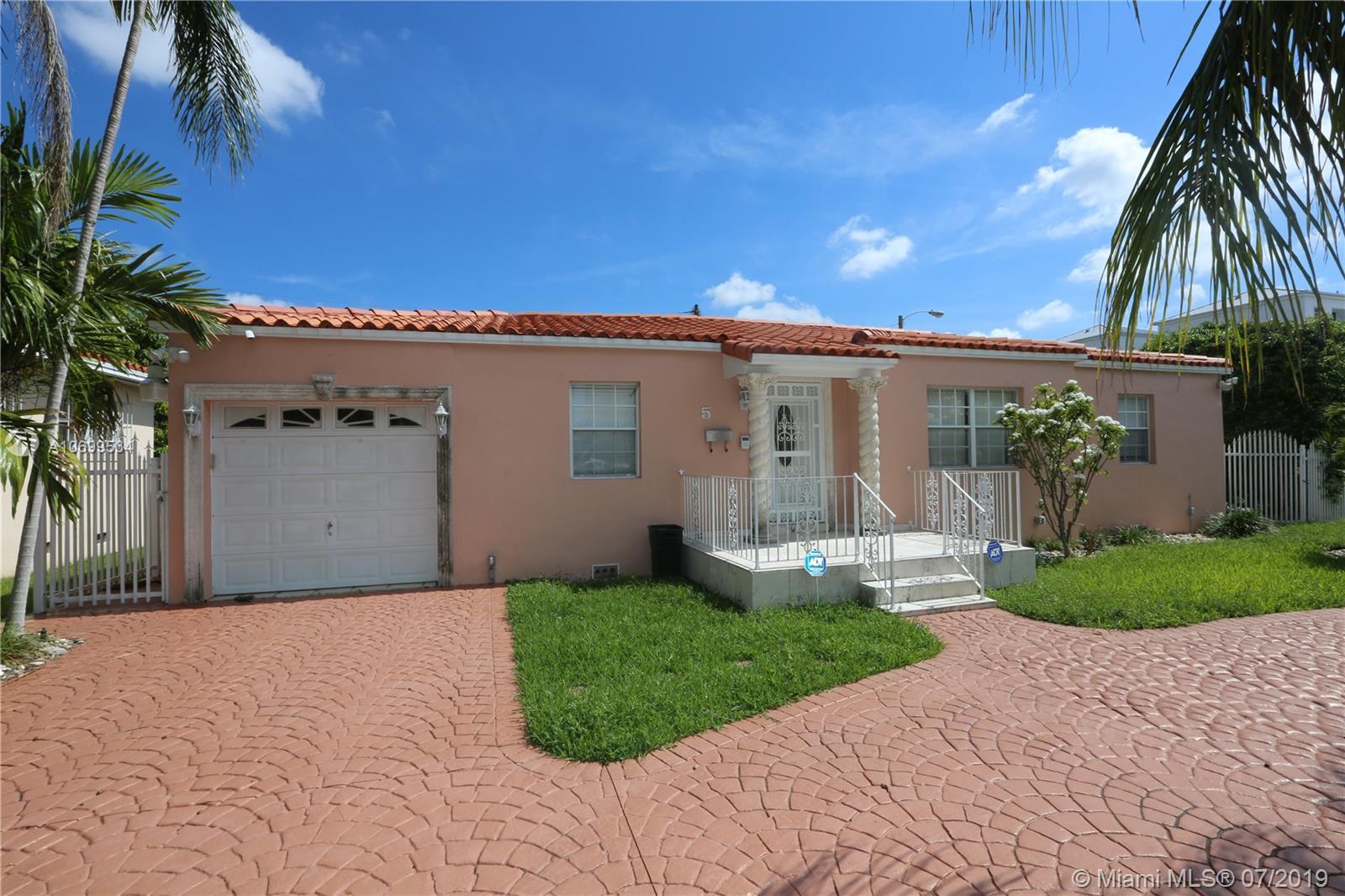 5  Alcantarra Ave  For Sale A10699534, FL