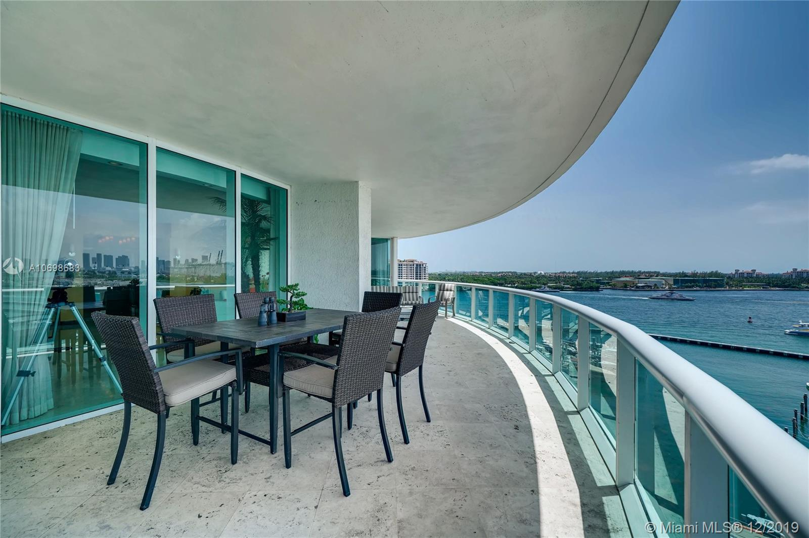1000 S Pointe Dr #801 For Sale A10698683, FL