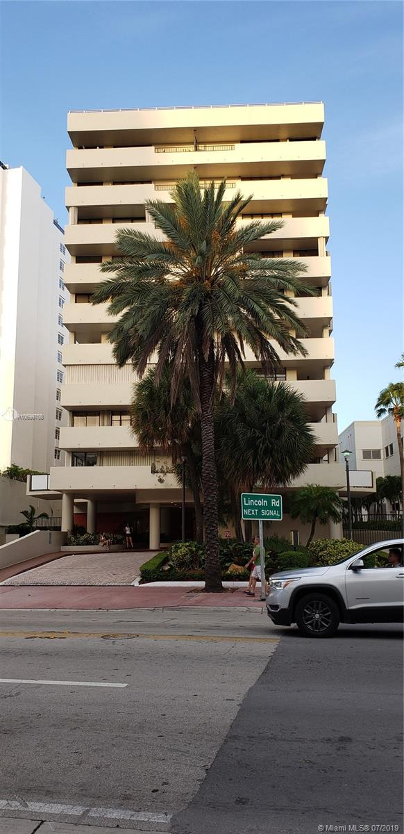 1623  Collins Ave #312 For Sale A10699758, FL