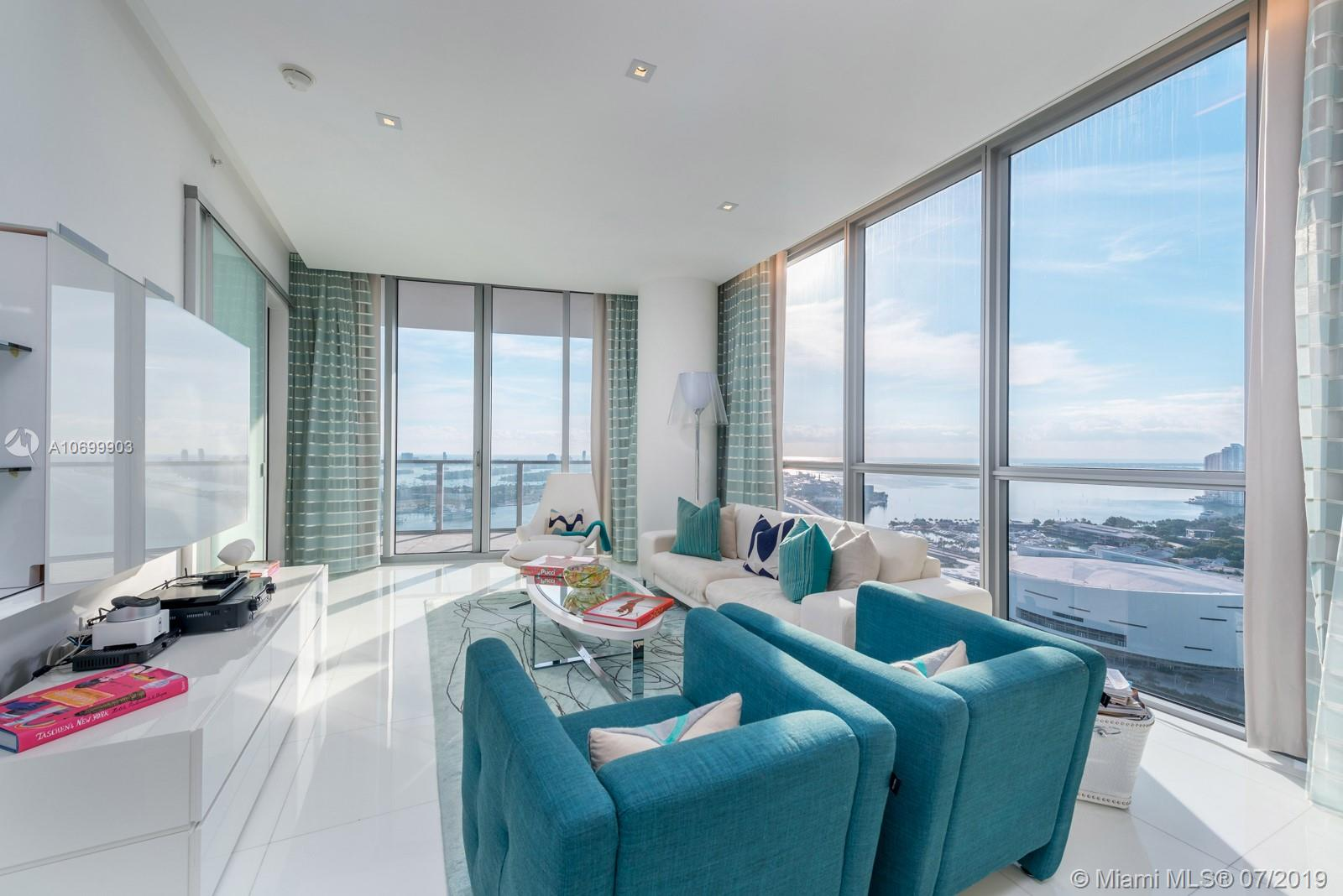 1100  Biscayne Blvd #3801 For Sale A10699903, FL