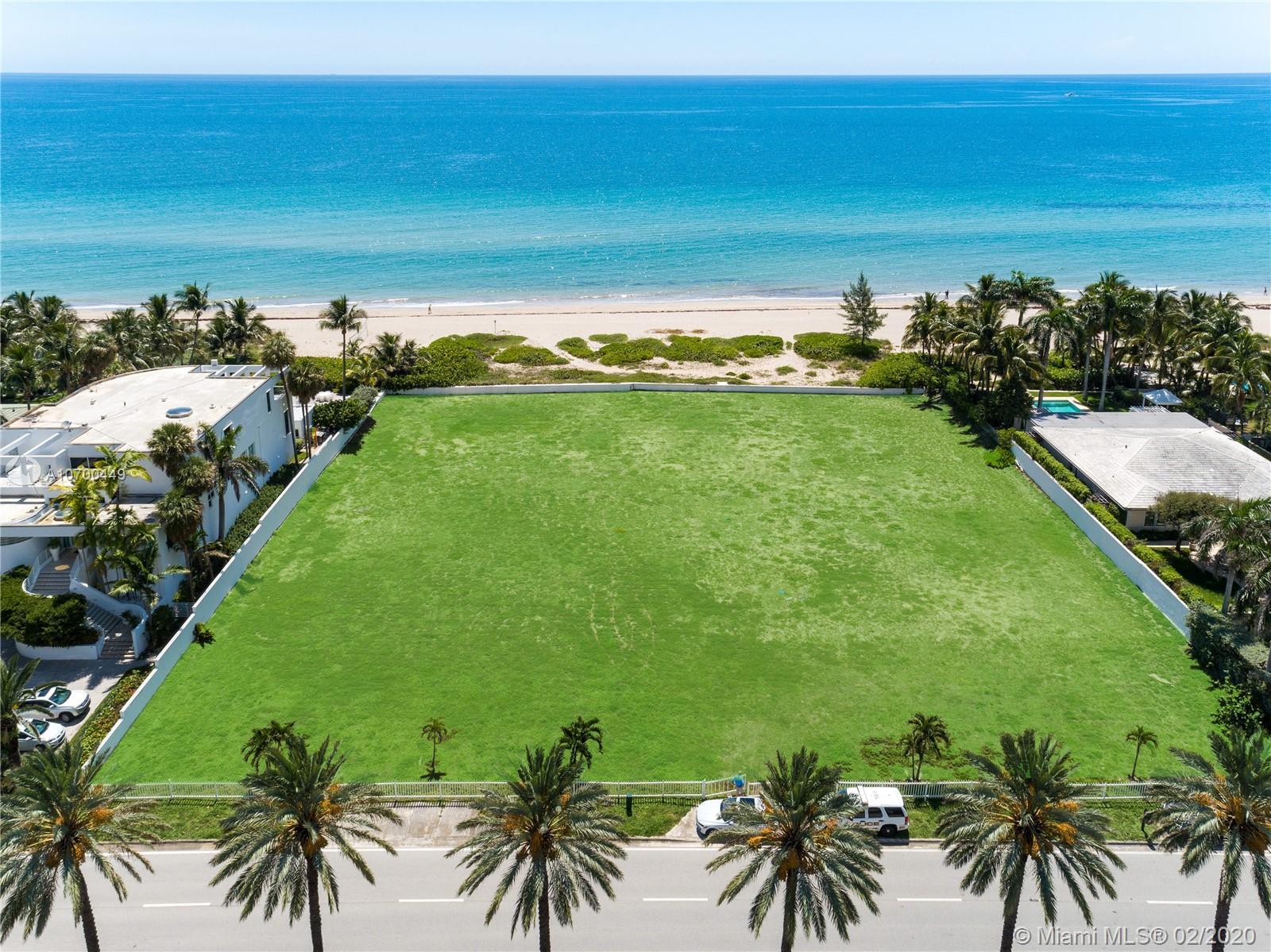 135/137/145 Ocean Blvd, Golden Beach, FL 33160
