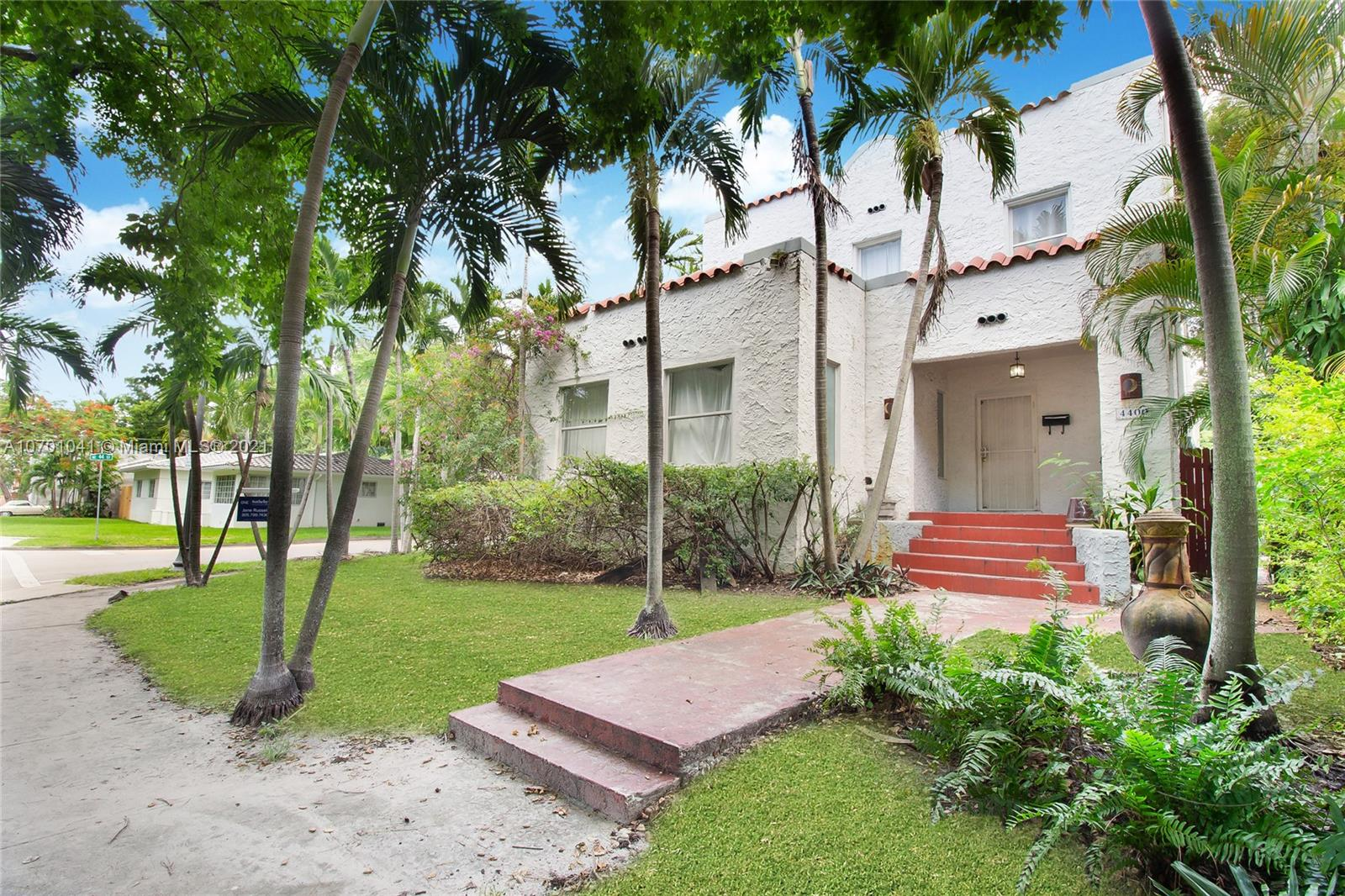 4400 NE 1st Ave  For Sale A10701041, FL