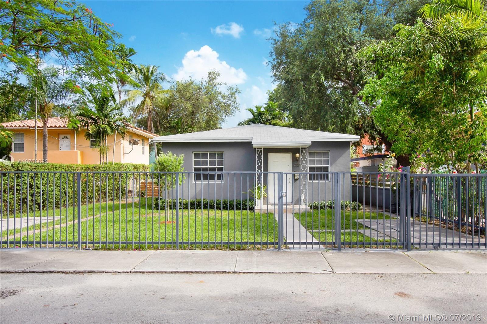 440 NE 69th St.  For Sale A10700683, FL