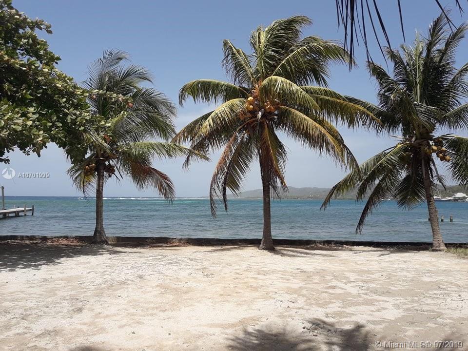 E ROATAN ISLAND-CARIBBEAN SEA, HONDURAS  For Sale A10701999, FL