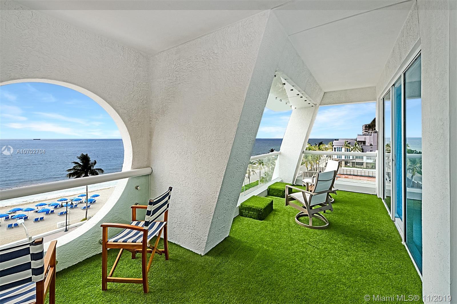 551 N Fort Lauderdale Beach Blvd #R407 For Sale A10702704, FL