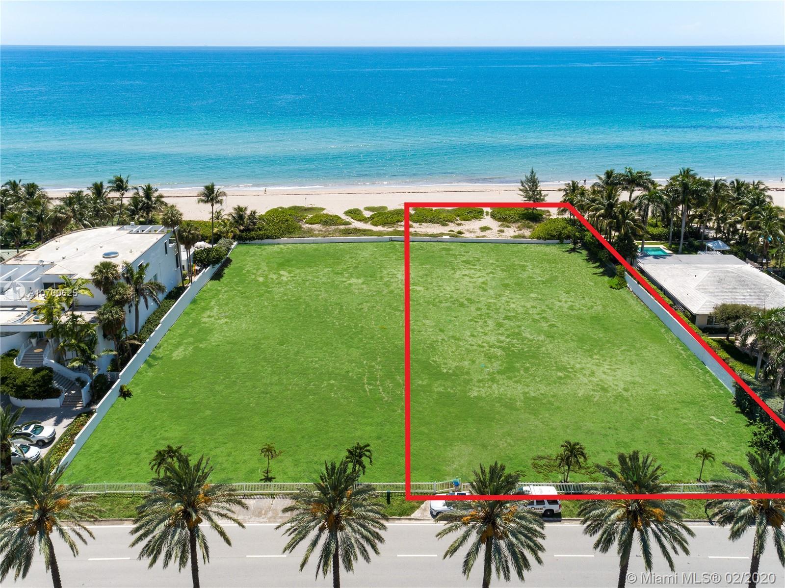 135 Ocean Blvd, Golden Beach, FL 33160