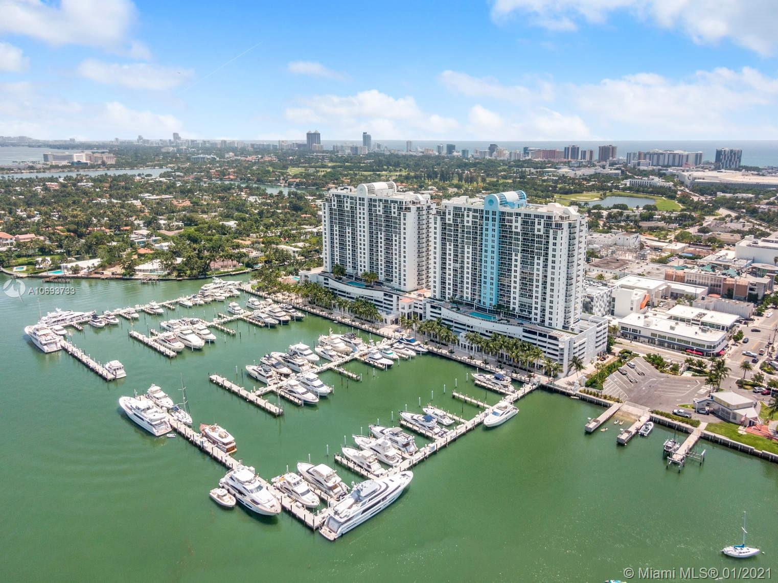1800  Sunset Harbour Dr #1501 For Sale A10693733, FL