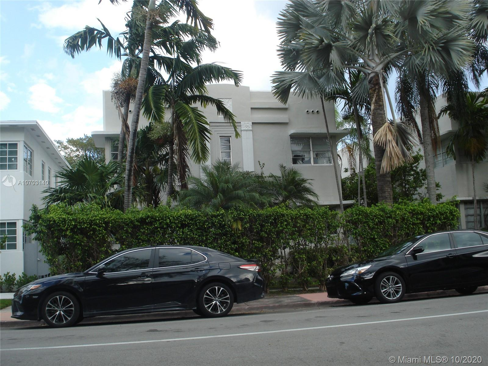 1559  Meridian Ave #208 For Sale A10703140, FL