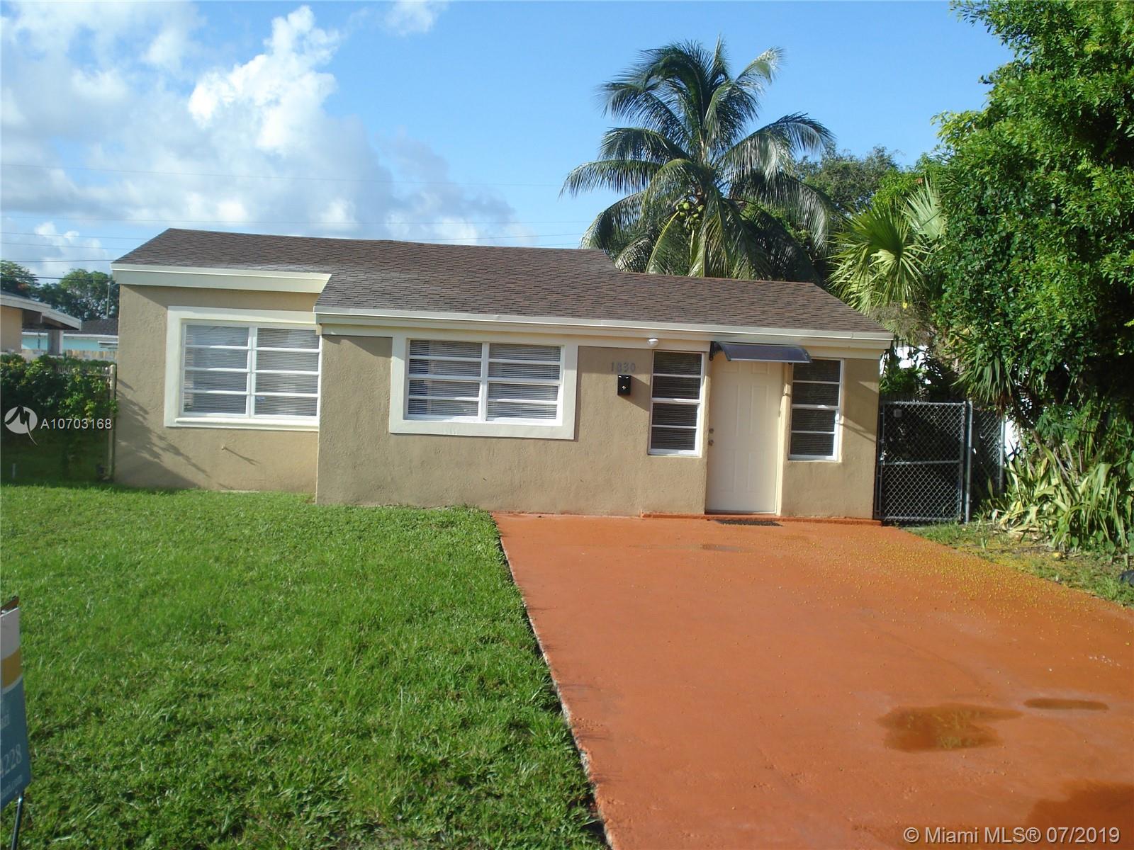 1830 NE 181st St  For Sale A10703168, FL