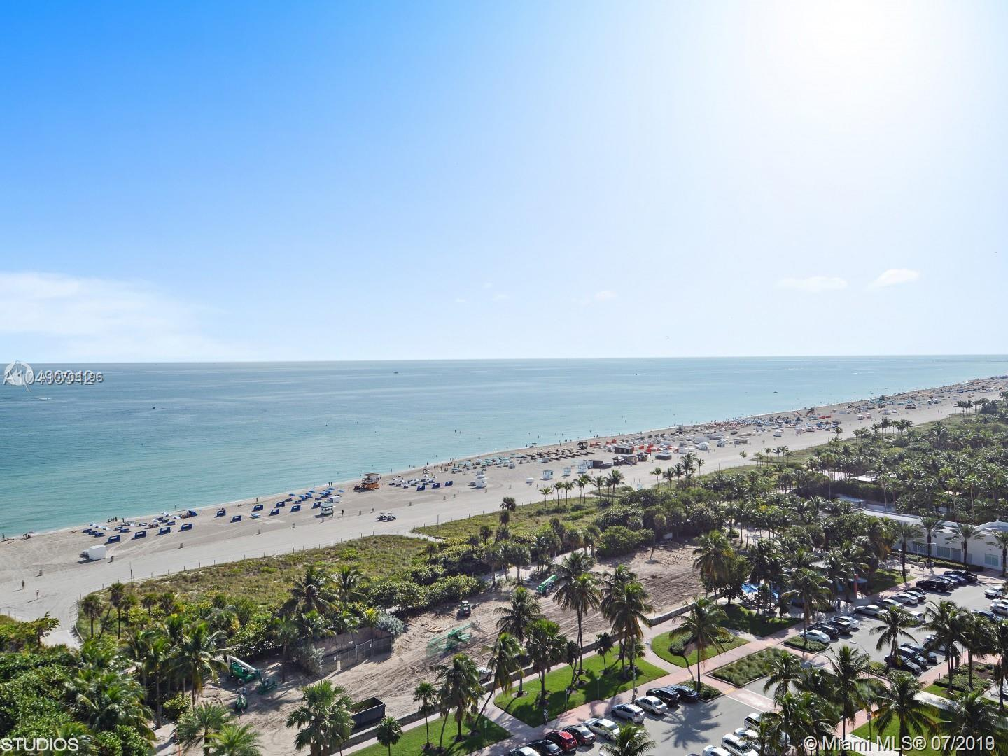 2201  Collins Ave #1509 For Sale A10703196, FL
