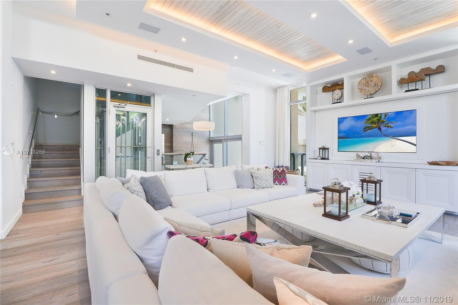 9501  COLLINS AVE #TH#1 For Sale A10703266, FL