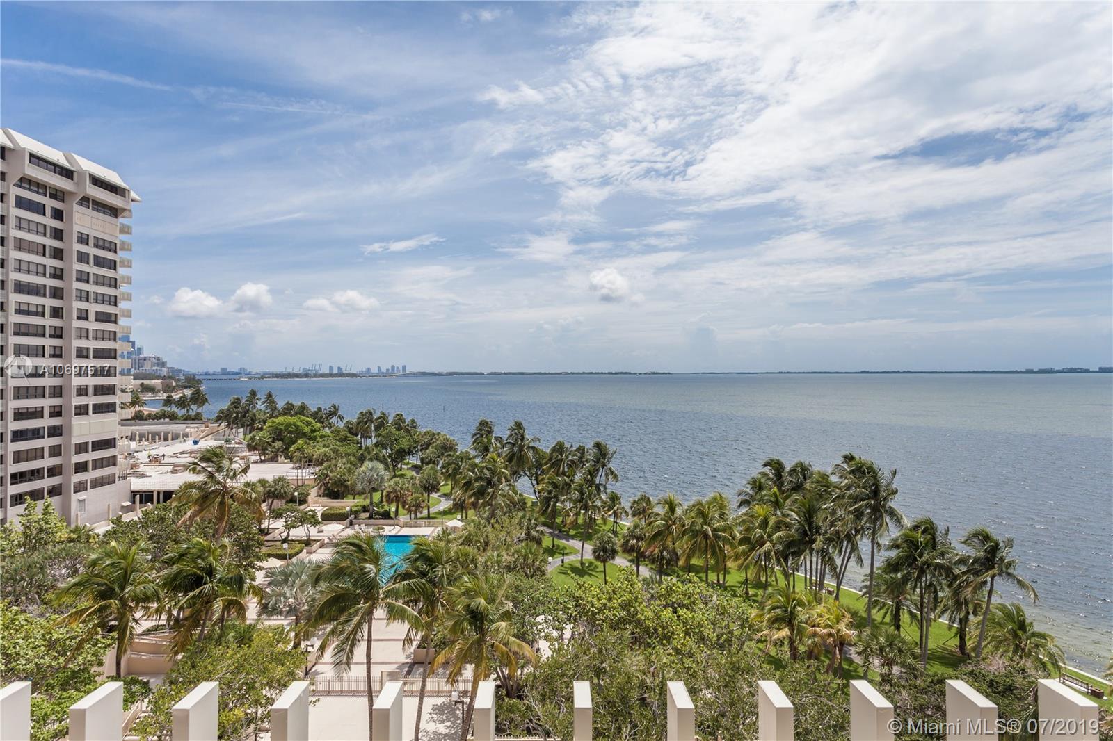 1  Grove Isle Dr #A801 For Sale A10697517, FL