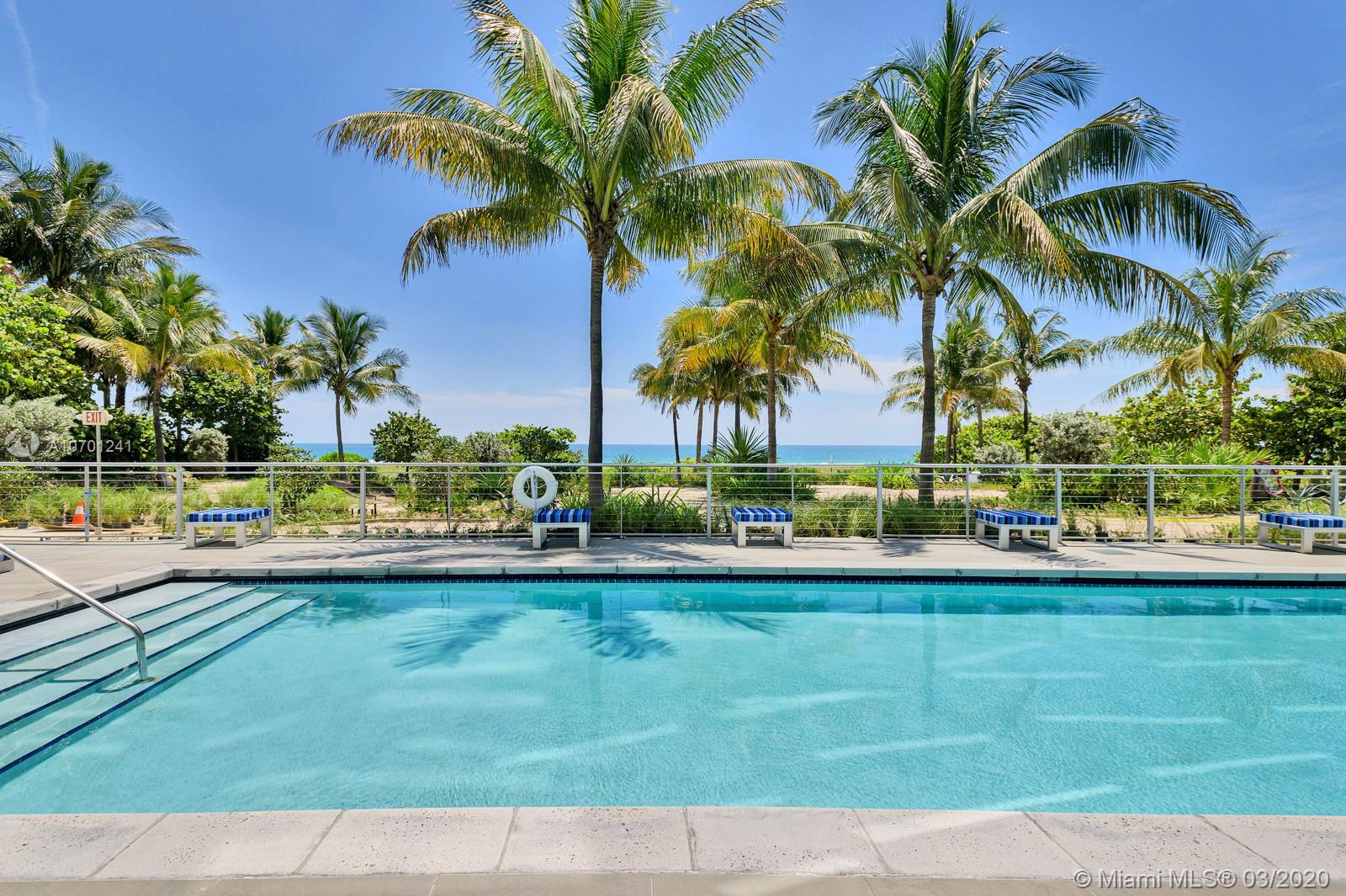 9401  Collins Ave #205 For Sale A10701241, FL