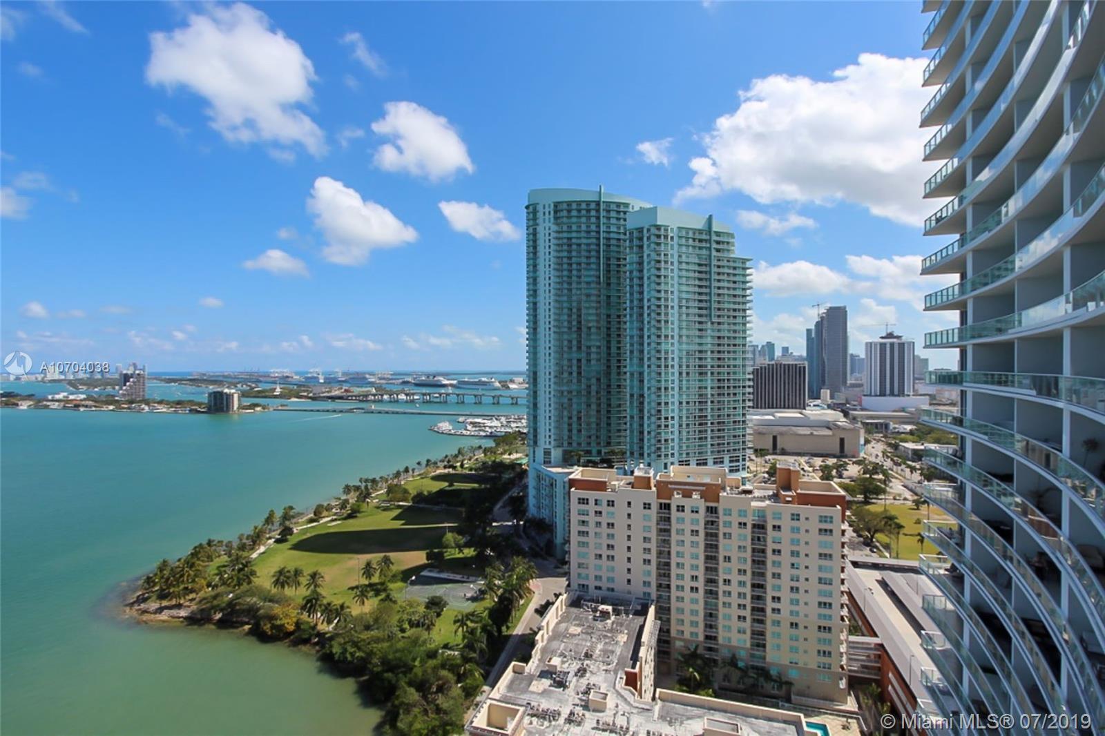 2020 N Bayshore Dr #2604, Miami FL 33137