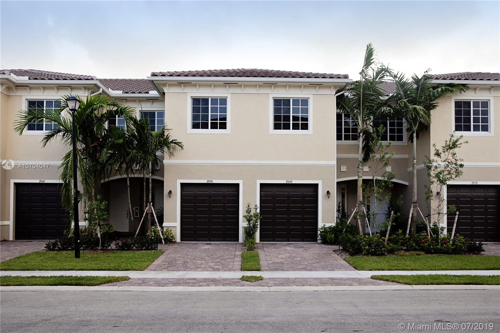 2844 SW 81st Ter #2820 For Sale A10704047, FL