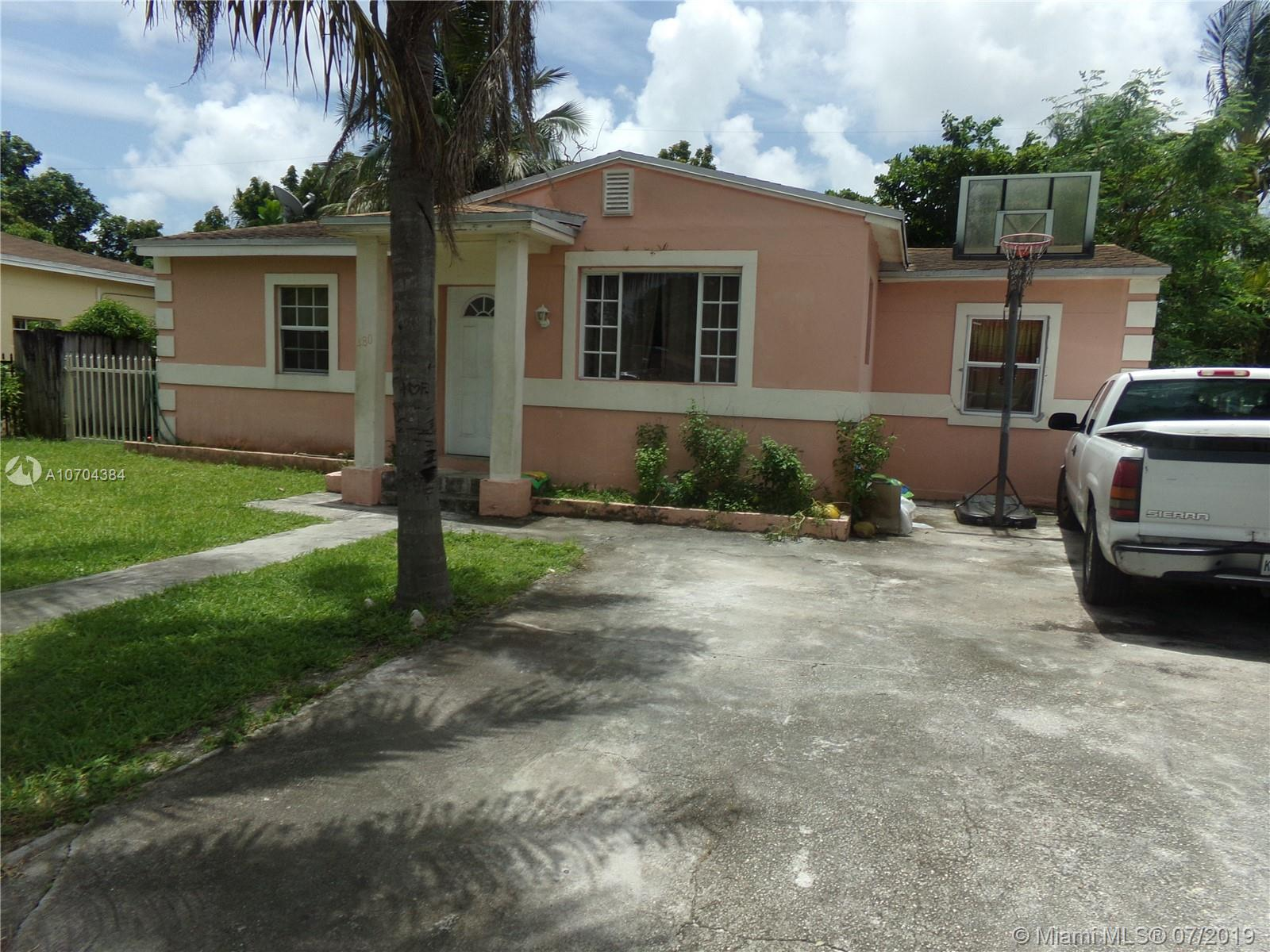 480 NW 109th St  For Sale A10704384, FL