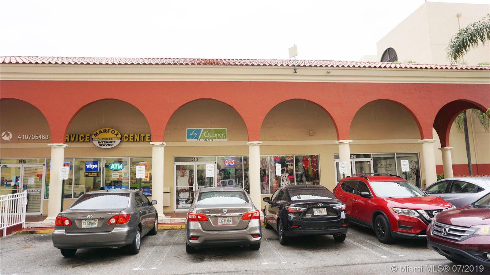 9611  Fontainebleau Blvd  For Sale A10705468, FL
