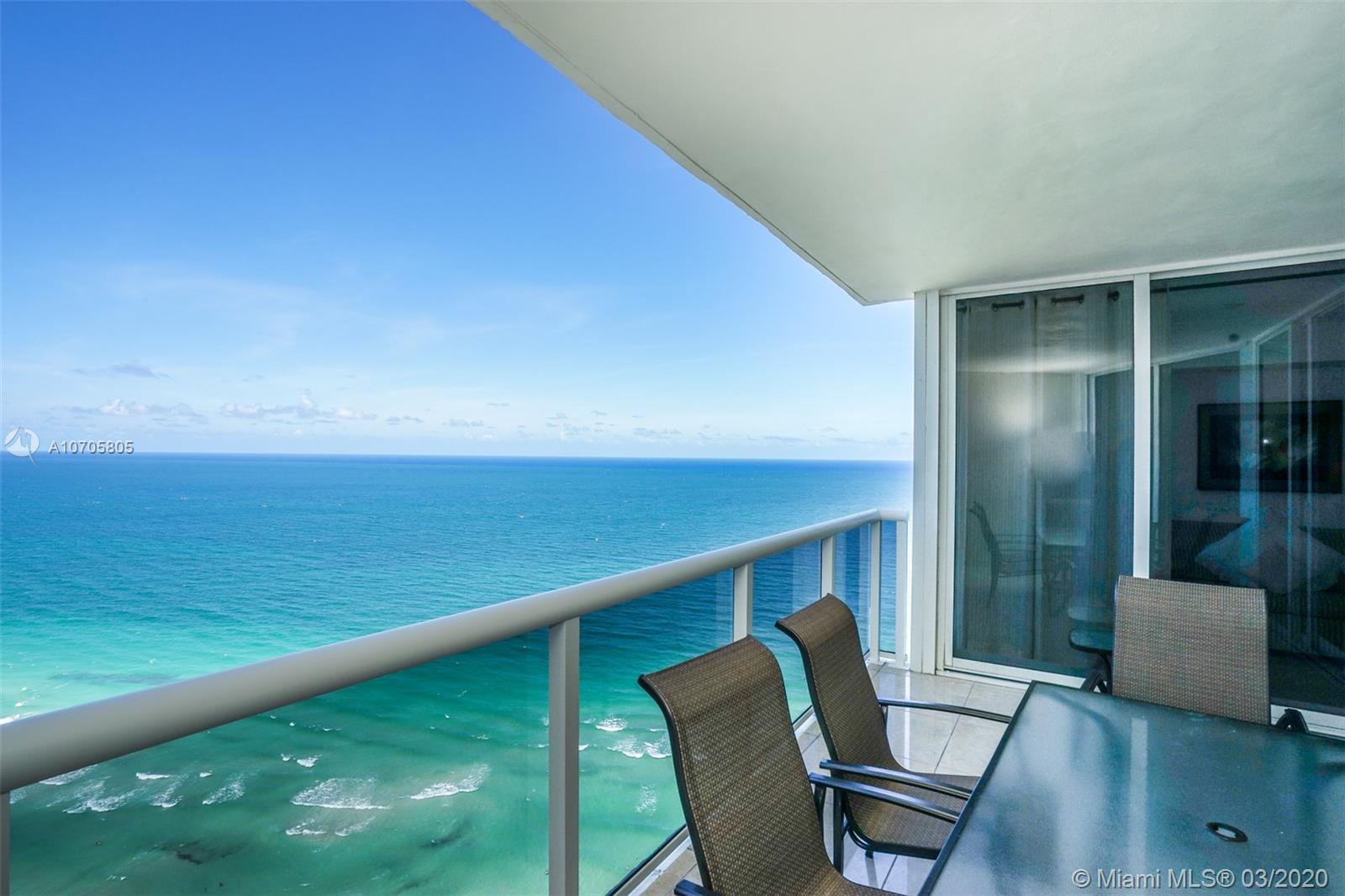 19111  Collins Ave #3307 For Sale A10705805, FL