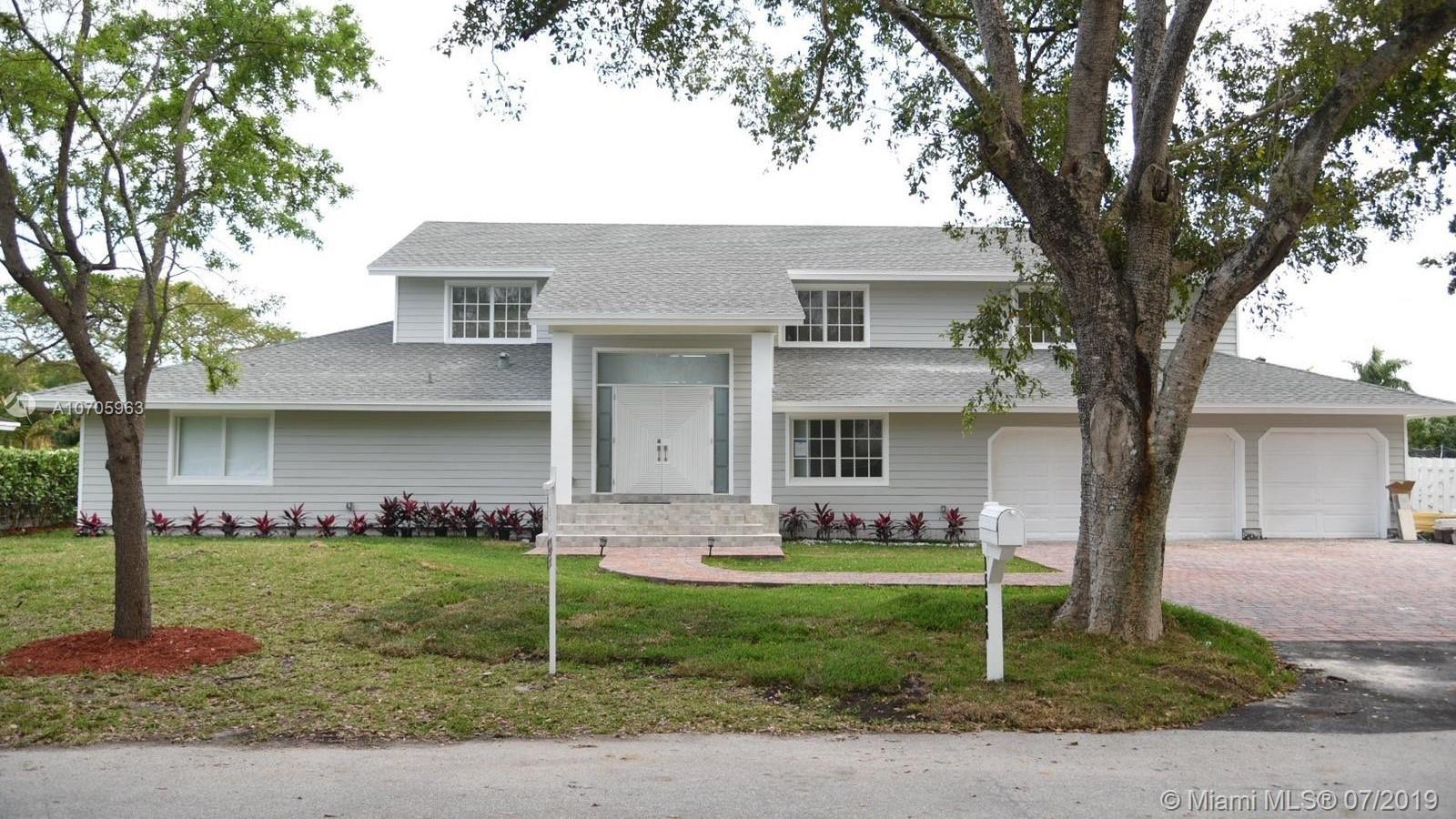 15026 SW 148th St  For Sale A10705963, FL