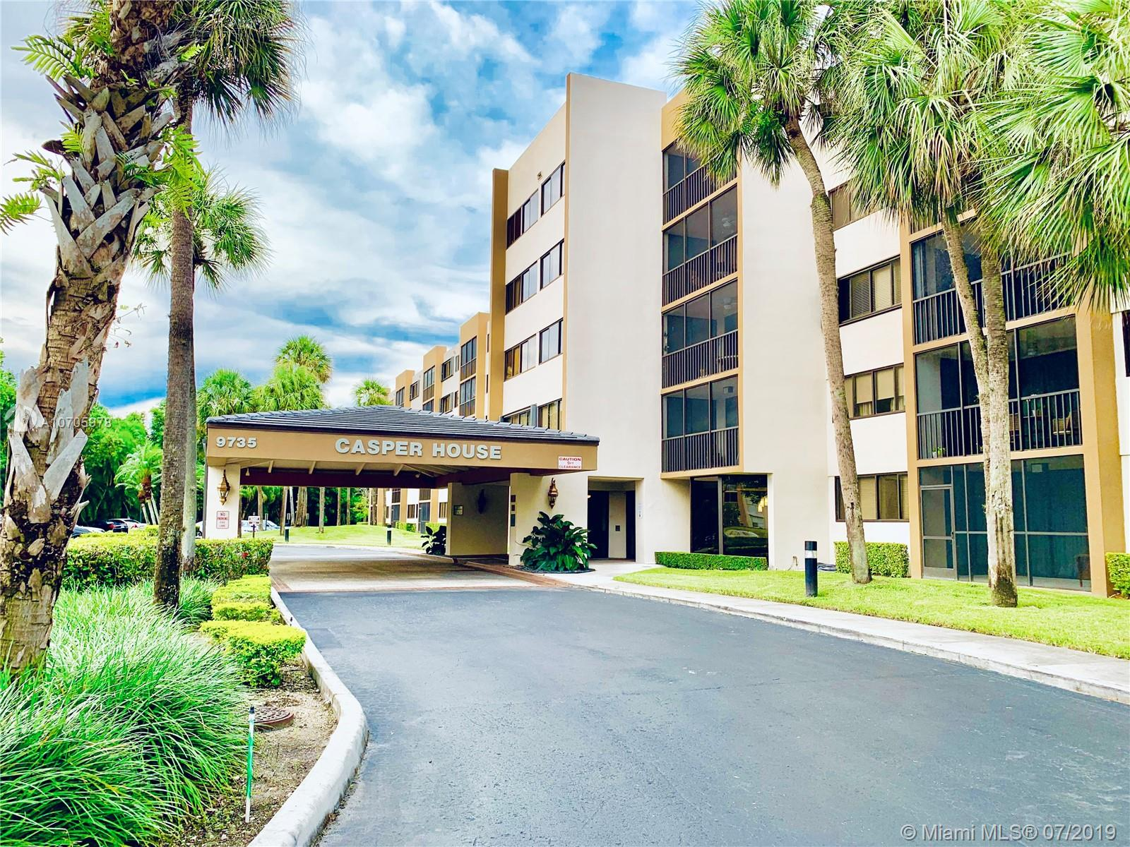 9735 NW 52nd St #302 For Sale A10705978, FL