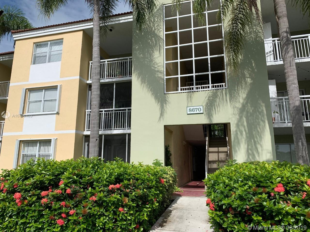 8670 SW 212 #105 For Sale A10706103, FL